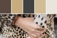 Inspired by   Leopard / The pattern that brings out our animalistic side.