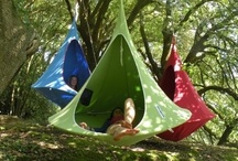 Outdoor Hammocks / by CozyDays