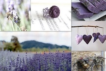 Lavendel und Leinen / by Christel Romahn