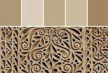 Sand   CL 2802M / Babouche CL 2802M Light Beige Yellow, Evokes Clarity Earth 2