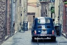 Fiat Cinquecento / by Christel Romahn