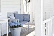 Veranda*Balkon*Wintergarten / by Christel Romahn