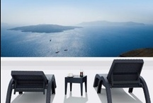 Outdoor Chaise Lounges / by CozyDays