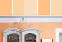 Creamsicle   CL 1613M / Dominique CL 1613M Medium Orange, Evokes Energy Sun 1