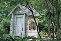 Garten-Häuser / by Christel Romahn