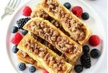Breakfast Recipes / Tons of the BEST breakfast recipes! The most important meal of the day.