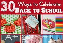 Back to School Ideas / by The Dating Divas