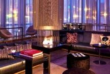 Hotels, Hospitality & Travel / The fun & fantastic designs of hotels, restaurants & bars around the world