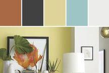 Crate&Barrel Color Inspiration   Stylyze