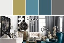 Z Gallerie Color Inspiration   Stylyze / A collection of fashion forward and exclusive home furnishings, art, and accessories at an affordable price. ZGallerie is a hub of inspiration for fabulous entertaining and living stylishly. Their colors are trendsetting and cutting edge.