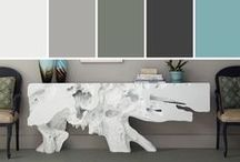 Shaw Floors Color Inspiration   Stylyze / Colorful inspiration from the Shaw Floors. Come in and make yourself at home. Shaw Floors is passionate about creating beautiful homes.