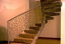 Step Too, Spirals /  Staircases that drive you around the bend. / by Stall 69 UK
