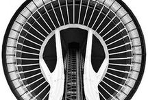Architectural  Photography Monochrome / . / by Stall 69 UK