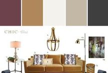 My Chic Nest Color Inspiration   Stylyze / Color Inspiration Inspired by the Glamorous Collection of Furnishing from My Chic Nest.  At My Chic Nest we believe the home should be a chic reflection of our personal styles. As veterans of interior design, we know all too well how expensive it can be to make our visions a reality. This is why we launched My Chic Nest, a brand dedicated to creating timeless, unexpected and high-quality designs that are accessible to all of us.  My Chic Nest offers chic decor to the masses—for a song.