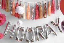 Birthday Celebrations / by Yesenia Ruiz