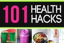 Healthy Life / Tips and Ideas for living a HEALTHY, happy life!