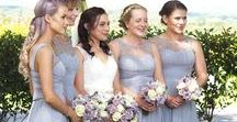 Love: Wedding Ideas / From wedding dresses to bridal hair to finding the perfect bridesmaid dress. Hopefully this board will provide you with a little more wedding inspiration, tips and advice.