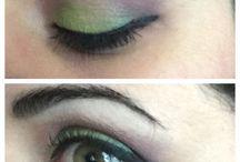 My makeup / Esperimenti di makeup