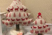 Choinki, christmas tree / christmas decorations
