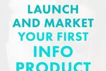 eProducts / creating and selling eProducts like e-books, e-courses, printables, worksheets, and other info products