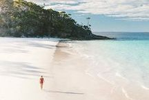 New South Wales Beaches / Draped around a natural harbour, New South Wales' capital city is filled with vibrancy and life, a glittering gem on the country's south-eastern coastline. While there's no denying that Sydney is New South Wales' major attraction, the surrounding region has so much to offer.
