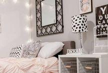 Décoration chambre / Chambre tumblr