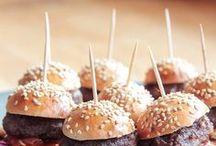 Die leckersten Fingerfoods / Fingerfood...alles rund um das Thema: der kleine, schnelle Snack auf die Hand.