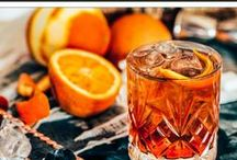 COCKTAILS FOR MEN / Man up with our selection of mixed drinks, cocktail ideas, and drinks recipes for men. Includes whiskey, vodka, and gin based cocktails and more.