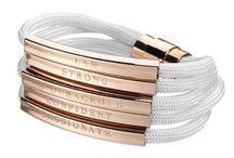 Feminine  String&Paracord Bracelets