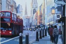 Jennifer Greenland Artist Originals / Jennifer Greenlandis an oil painter based in Tunbridge Wells, Kent. She has drawn and painted from a young age but decided to study painting more formally at The Art Academy, London between 2010 and 2012.