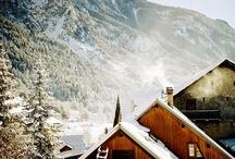 * Winter wonderland * / North / russian and scandinavian and snowy inspiration