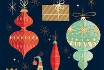 Joyeux Noël  / ambiance, déco, recettes, idées cadeaux