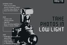 Photography info. / by S H A N N O N