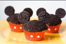 Mickey & Minnie Mouse Party Ideas