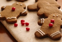 """You can't catch me, I'm the Gingerbread Man! / """"Run, run ... as fast as you can! You can't catch me, I'm the Gingerbread Man!"""" ♥  Gingerbread Men Cookies  / by V i c k i ❥"""