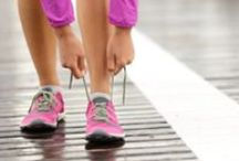 Move / Exercise for health / by Kristen Hatten