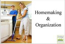 Homemaking and Organization / by Schoolhouse Review Crew
