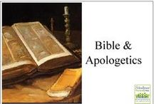 Bible and Apologetics / by Schoolhouse Review Crew