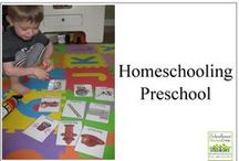Homeschooling Preschool /   / by Schoolhouse Review Crew