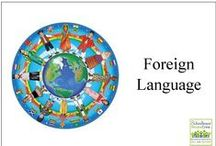 Foreign Language / foreign language for homeschoolers / by Schoolhouse Review Crew