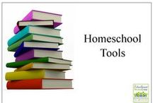 Homeschool Tools /   / by Schoolhouse Review Crew
