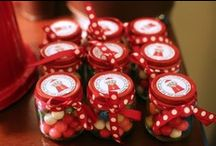 Candy & Gumball Party Ideas