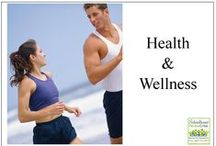 Health and Wellness / keeping you healthy! / by Schoolhouse Review Crew