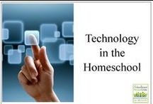 Technology in the Homeschool / Technology for homeschoolers. / by Schoolhouse Review Crew