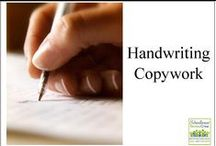 Handwriting and Copywork / handwriting and copywork resources for homeschool / by Schoolhouse Review Crew