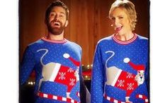 Ugly Christmas Sweaters for Parties / Ugly Christmas sweaters that are hideously tacky and fun to wear. These ugly Christmas sweaters are the best of the worst. Also accessory ideas like hats, eyeglasses, decorated shoes, and festive painted nails to add to your look. Get more ugly Christmas sweater party ideas at www.myuglychristmassweater.com!