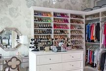 My Closet / I am going to have a huge walk-in closet.