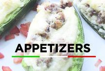 Appetizers / Appetizer recipes perfect for any party or pre-meal snack!