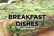 Breakfast Dishes / Start your morning off right with these breakfast recipes!