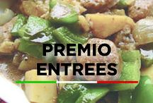 Premio Entrees / Delicious dinner recipes featuring Premio sausage!